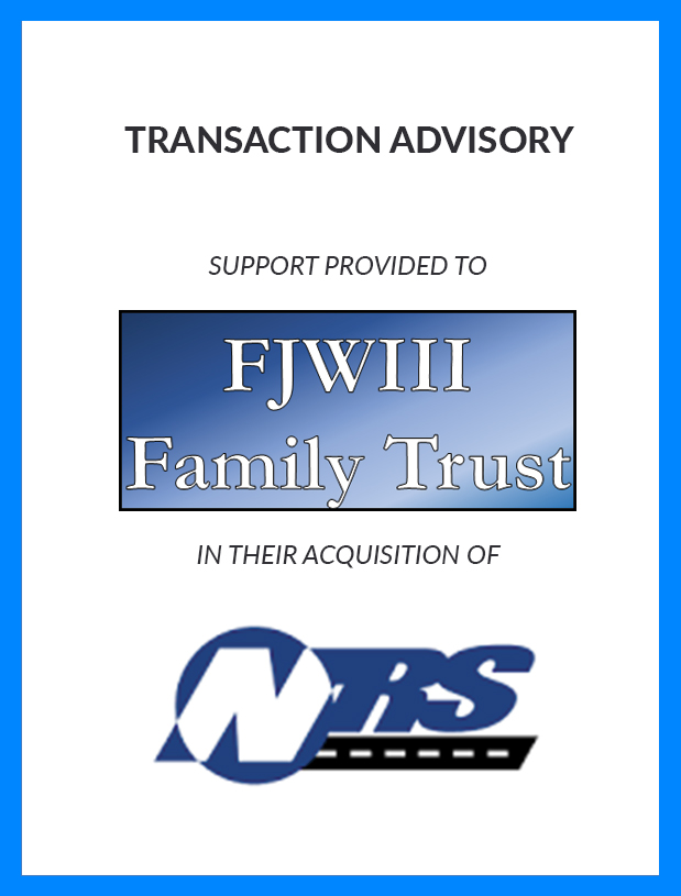 V3-FJWIII-NRS-Transaction-Advisory