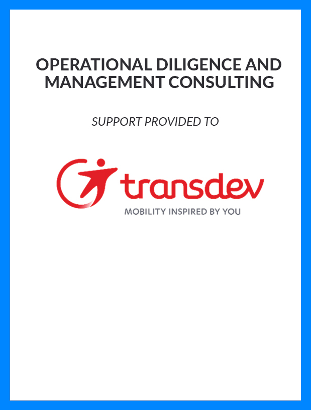 Transdev---Operational-Diligence-and-Management-Consulting