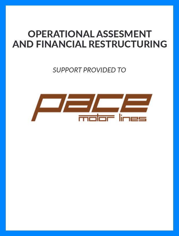 Pace Motor Lines - Operational Assessment and Financial Restructuring